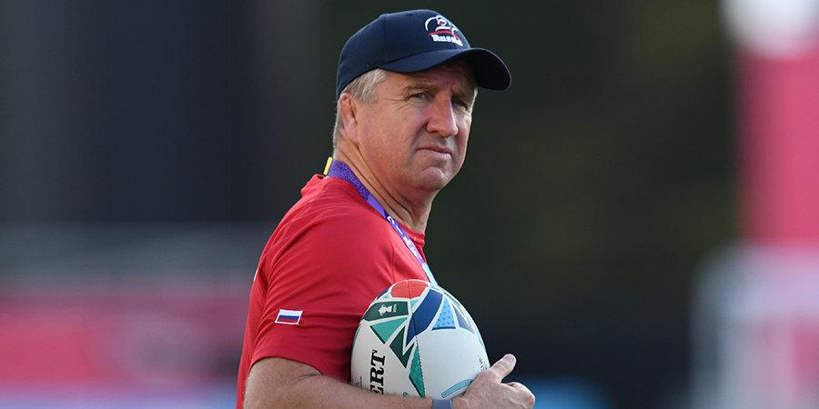 Главный тренер сборной России пообещал сесть на диету в случае победы над Шотландией