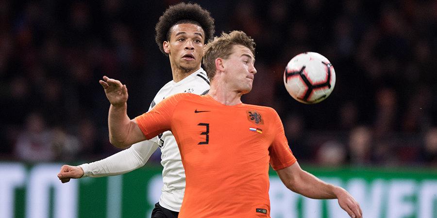 Экзамен для Черчесова, дуэт Роналду и Феликса, голландско-немецкая классика. 10 самых интригующих матчей сборных
