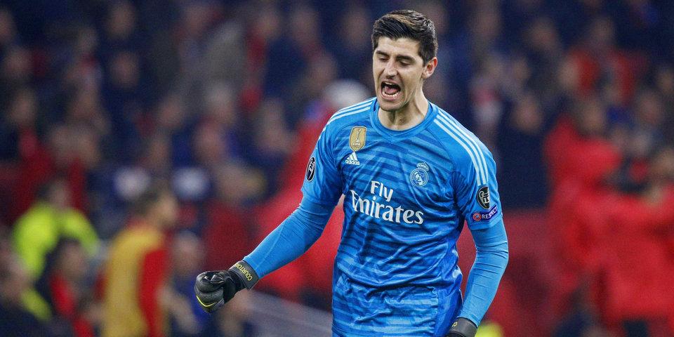СМИ: Куртуа может покинуть «Реал». Зидан видит основным вратарем другого игрока