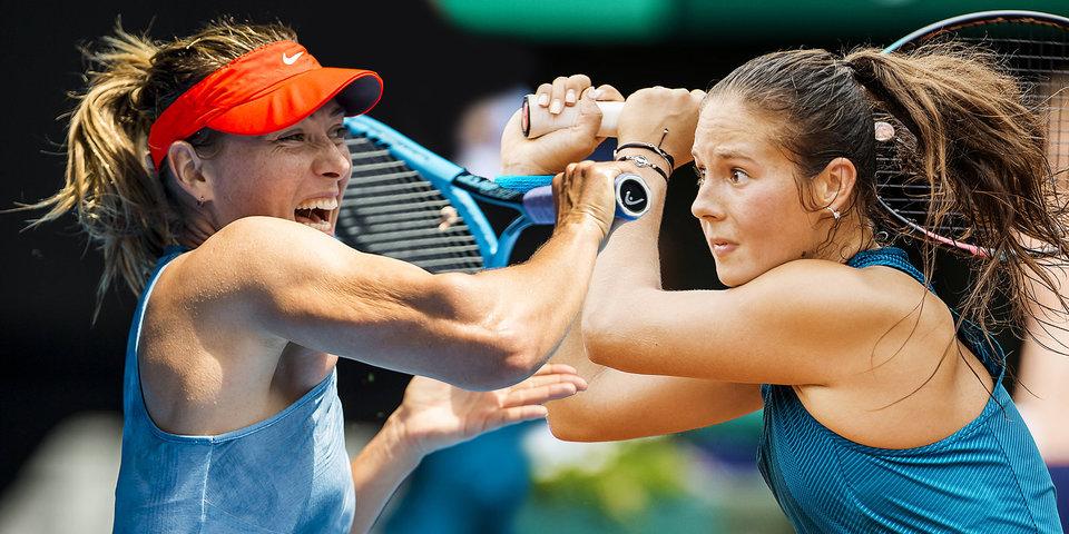 Противостояния Шараповой и Касаткиной в Петербурге не будет. Экс-первая ракетка мира снялась с турнира