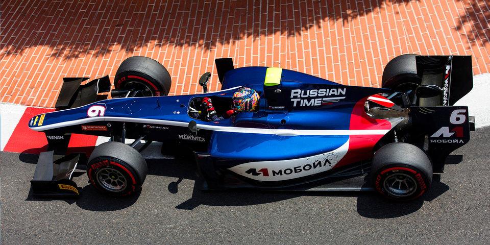 Маркелов выиграл вторую гонку «Формулы-2» в Шпильберге