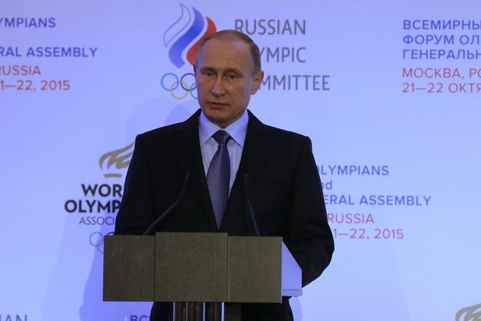 Путин уверен, что Россия проведет чемпионат мира по самбо на высоком уровне