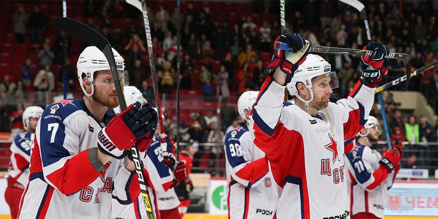 Капризов рвался в бой, но ЦСКА победил без него. Боб Хартли остался доволен поражением «Авангарда»