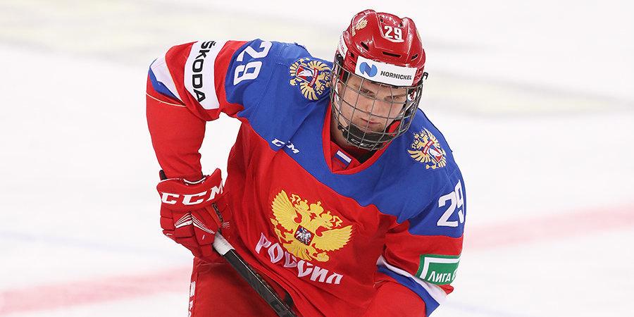 Директор скаутской службы «Лос-Анджелеса» — о Кирсанове: «Он выглядит наиболее готовым для НХЛ»
