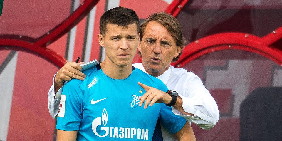 Геннадий Орлов: «Манчини надо угадать, кого выпустить против Тулы»