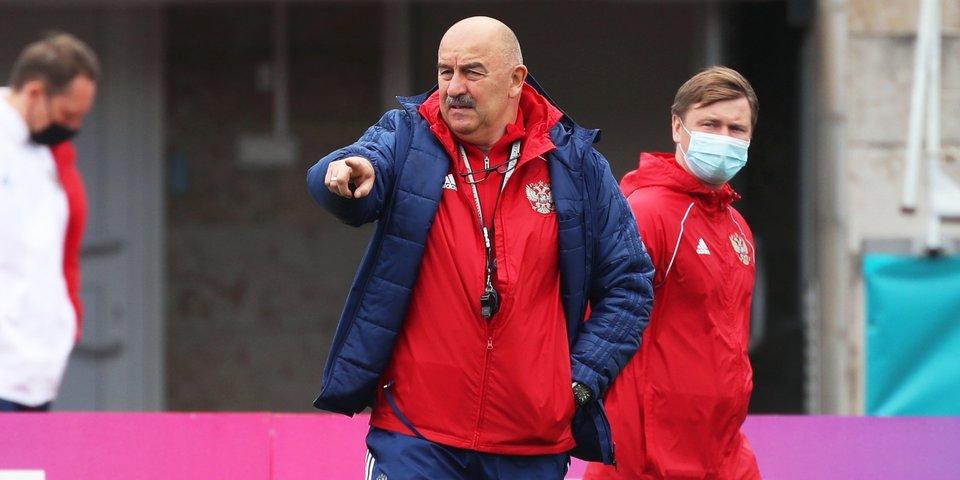 «Черчесов — сильный мотиватор. Он правильно настроит ребят». Захаркин — перед матчем финнами
