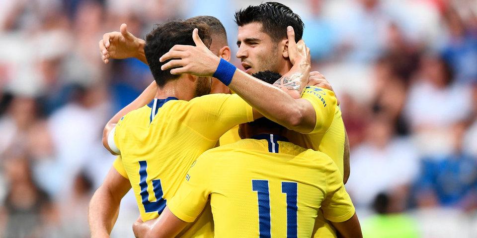 «Челси» по пенальти обыграл «Интер». Голы и лучшие моменты