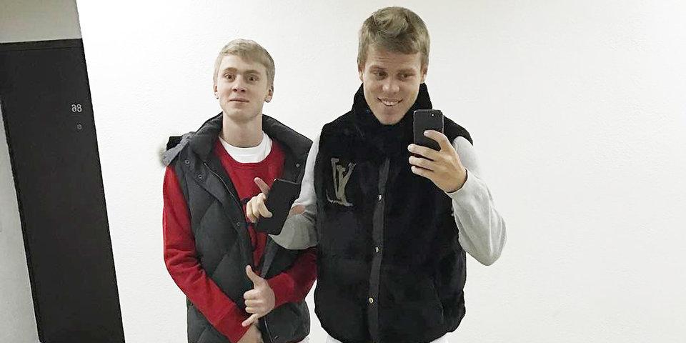 Суд арестовал брата Кокорина