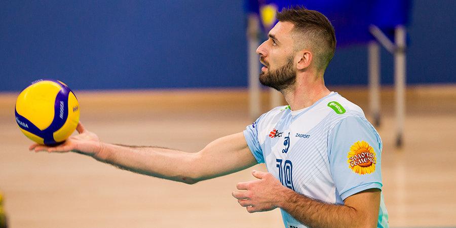 «Динамо» обыграло «Зенит» из Санкт-Петербурга на групповом этапе «Финала шести»