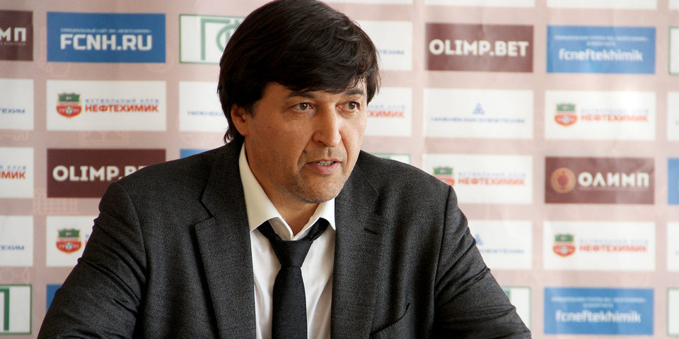 Уткульбаев назван лучшим тренером ФНЛ в октябре