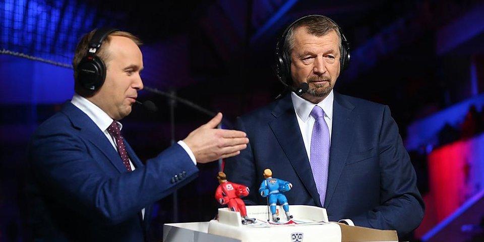 Эксперты и комментаторы «Матч ТВ» станут вторыми тренерами в Матче звезд КХЛ