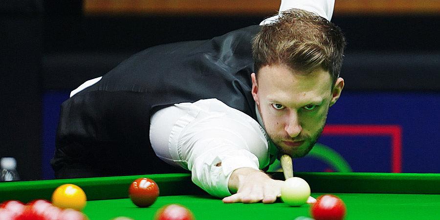 Трамп одолел Хиггинса в полуфинале English Open