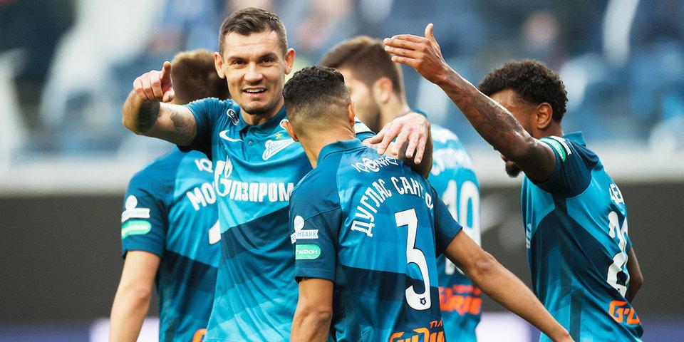Матч «Зенита» с «Боруссией» в Лиге чемпионов обслужит голландец Кейперс