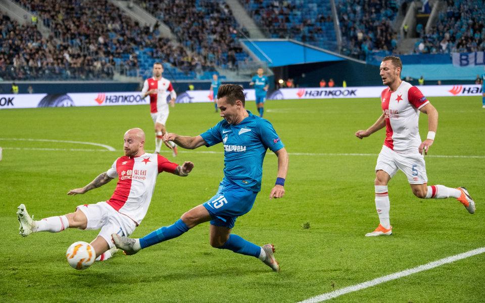 На матче «Зенит» — «Шальке» ожидается до 45 тысяч болельщиков