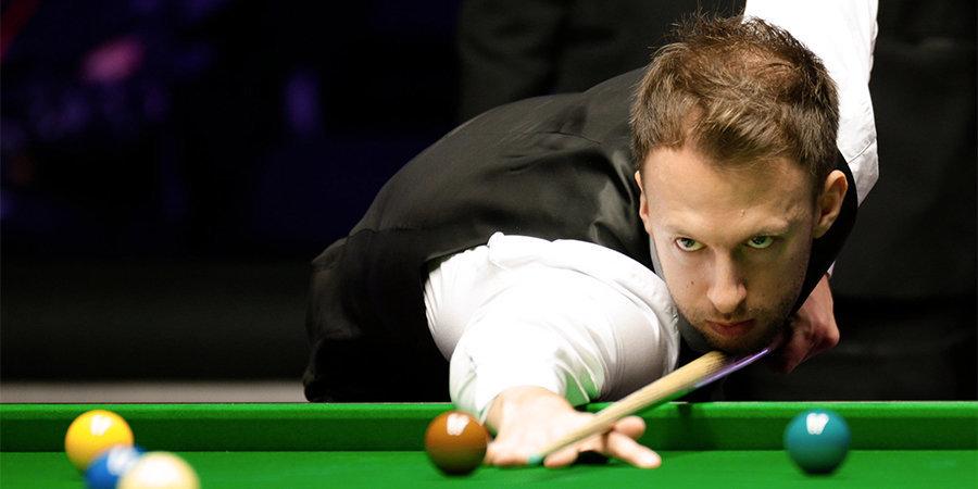 Трамп выиграл у О'Салливана первую сессию финала на турнире Northern Ireland Open