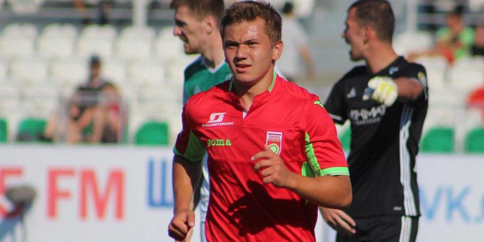 Черчесов выбрал лучшего молодого игрока РФПЛ