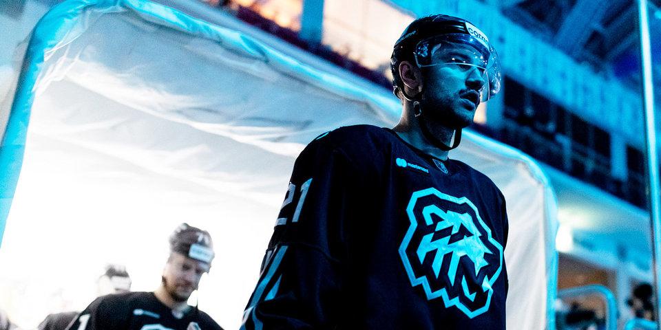 КХЛ отстранила защитника «Трактора» Евенко на четыре матча