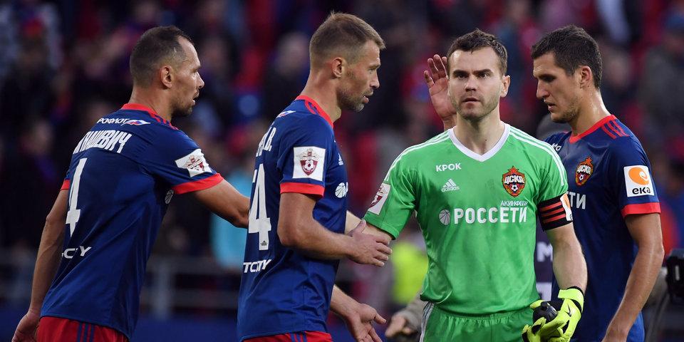Первое дерби «Спартака» и ЦСКА в сезоне-2018/19 состоится в сентябре
