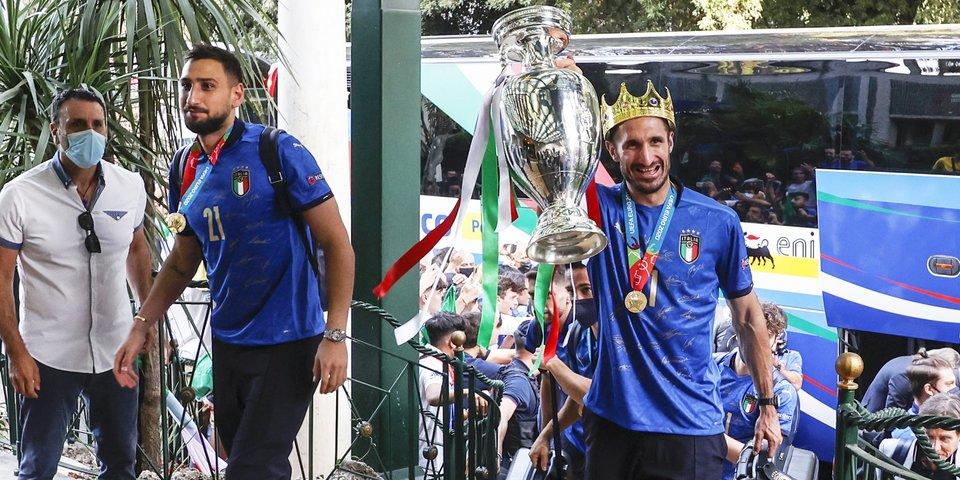 Николай Наумов: «Сборная Италии — очень  веселая команда. Она чем-то похожа на сегодняшний «Спартак»