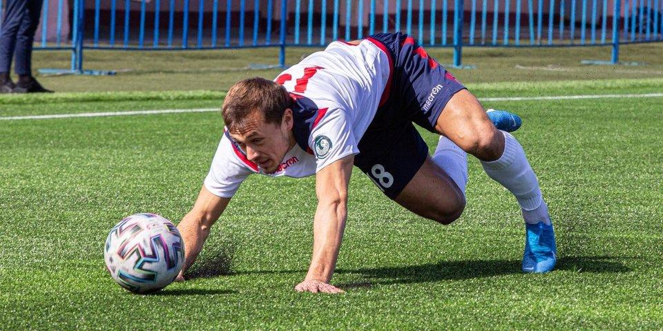 «Минск» прервал серию из трех поражений, обыграв «Славию»
