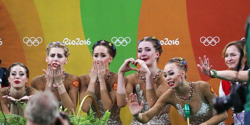 12 кадров, которые объяснят, почему Россия лучшая в художественной гимнастике