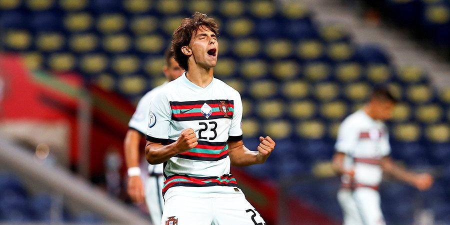 Португальцы в огромном порядке даже без укушенного Роналду: разбили Хорватию, которую не спас Влашич. Подробный разбор игры