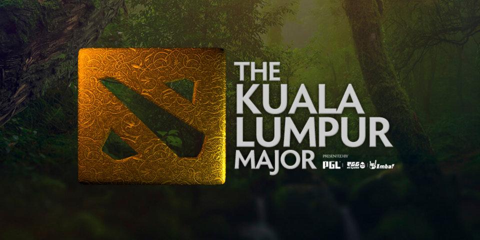 The Kuala Lumpur Major. Онлайн матчей