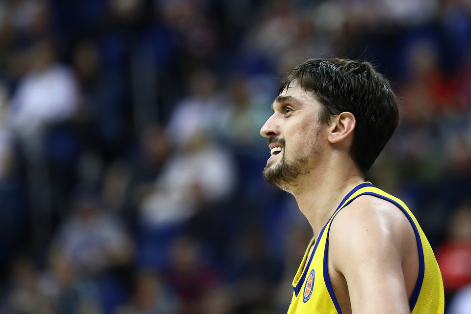«Химки» победили в Милане, Швед установил два рекорда