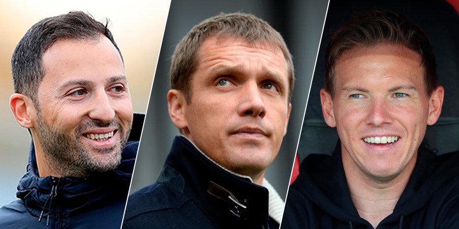 Тедеско и еще 5 молодых тренеров с минимальным опытом, которым рискнули доверить большой клуб