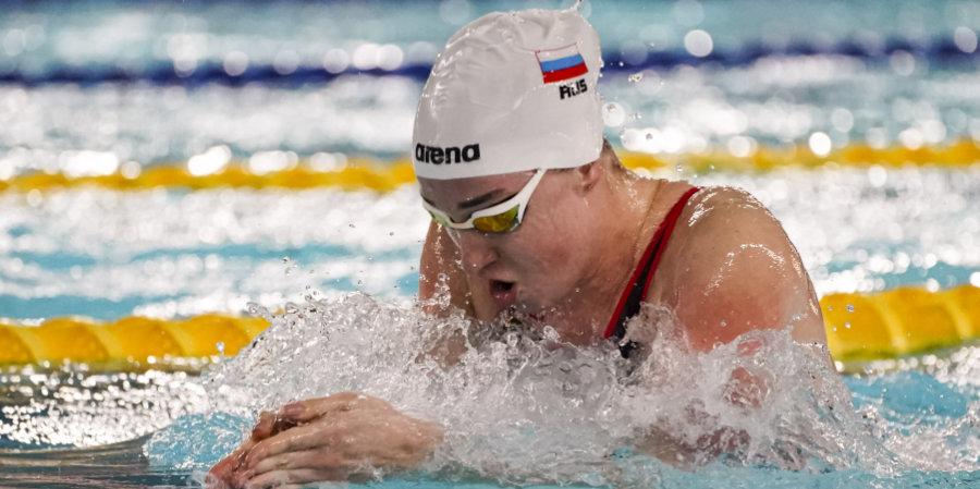 «С моим русским именем я не подходила сборной». Почему перспективная британская пловчиха решила выступать за Россию
