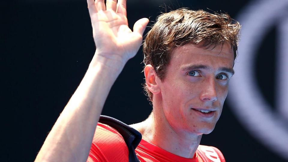 Кузнецов поднялся на 12 позиций в рейтинге ATP
