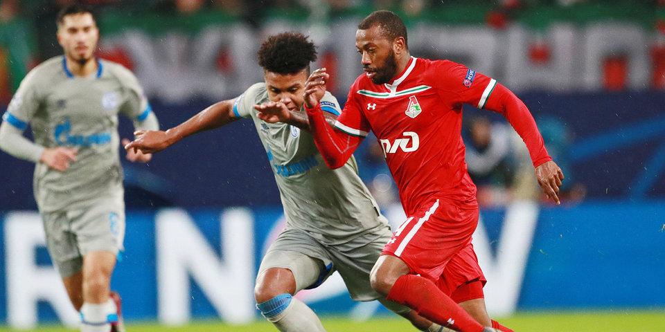 Доменико Тедеско: «Локомотив» – серьезный соперник, он доставил нам много проблем»