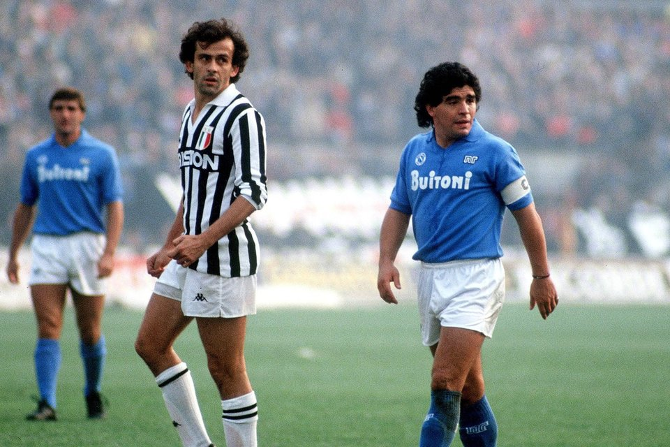 Экс-игрок сборной Италии: «Если бы Марадона выступал за «Ювентус», а не за «Наполи», он был бы всё еще жив»