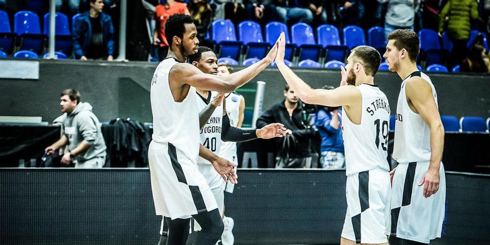 «Нижний Новгород» стартует со второго раунда квалификации Лиги чемпионов