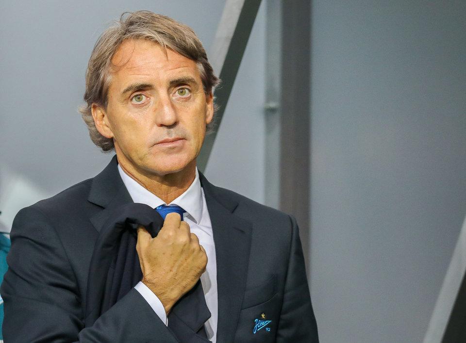 Роберто Манчини: «Глядя на игру «Утрехта», делаю вывод – у нас сложный соперник»