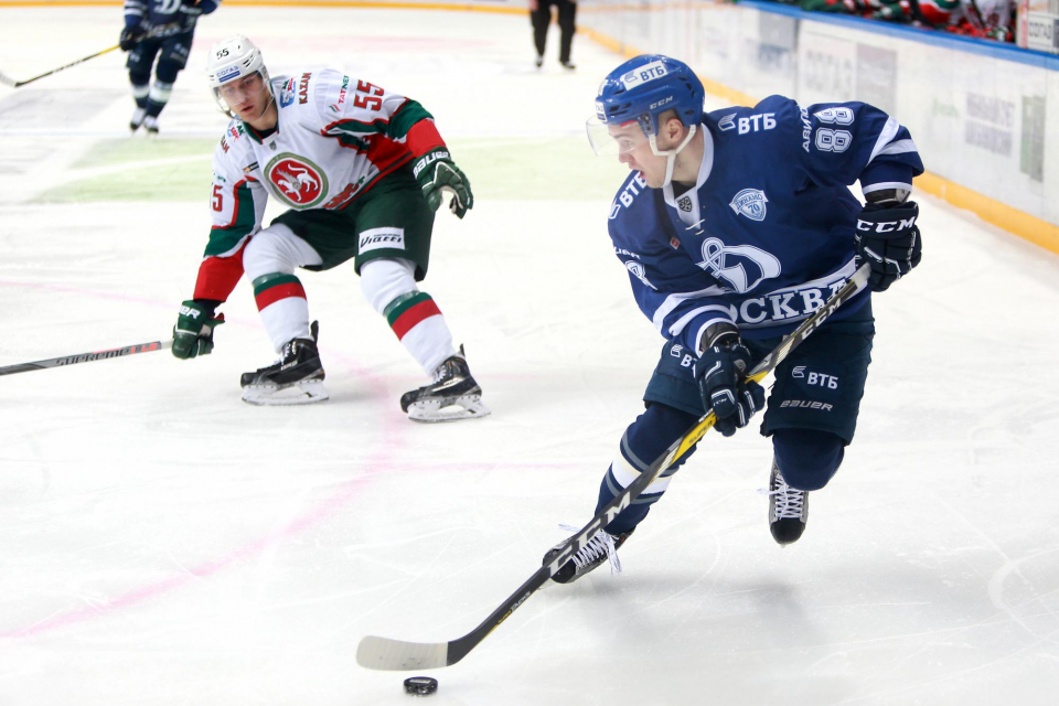 «Салават Юлаев» объявил о контракте с Федоровым