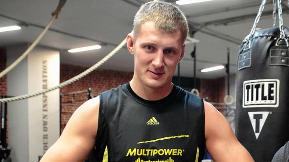 Александр Волков: «Я хочу завоевать пояс UFC»