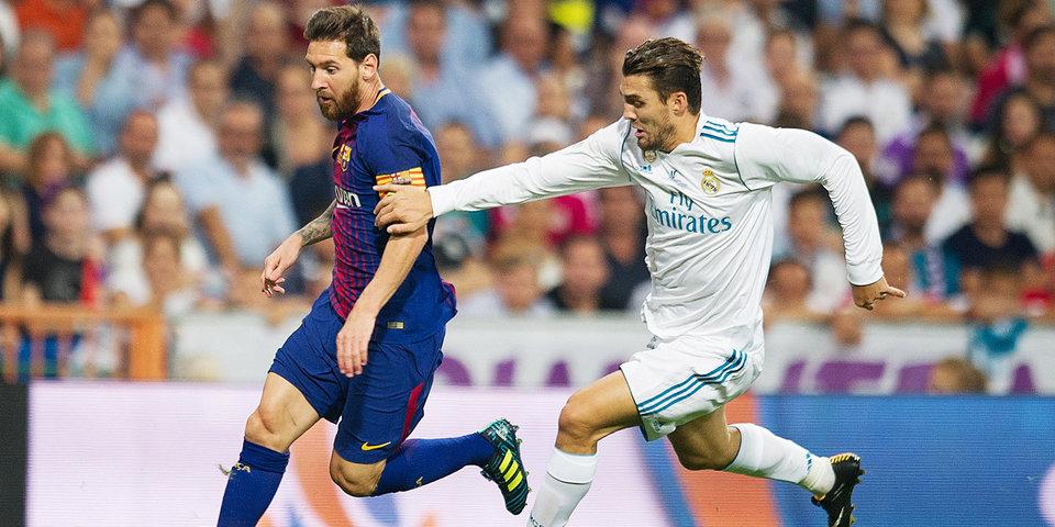 «Реал» и «Барселона» объявили составы на «эль класико»