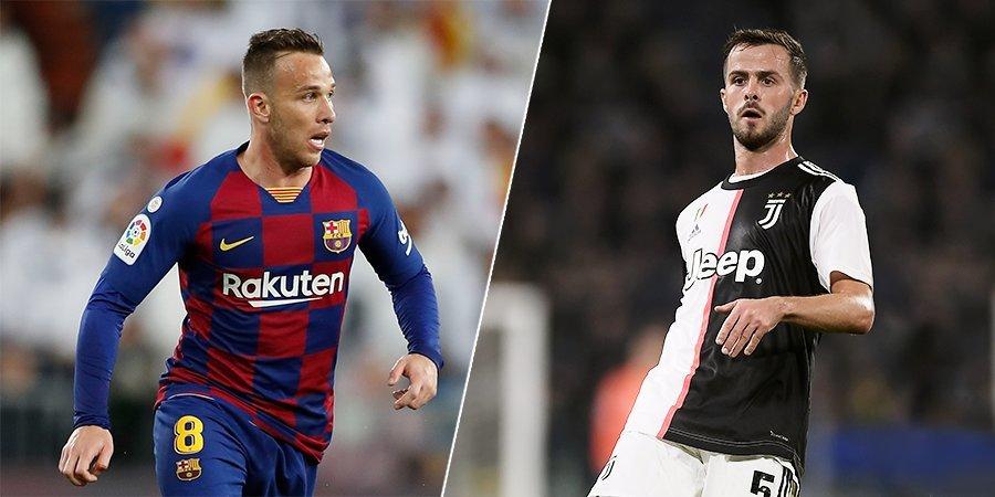 «Барселона» меняет 23-летнего Артура на 30-летнего Пьянича. Каталонцы в своем уме?