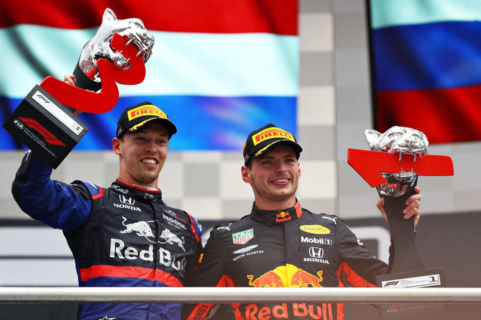 Ферстаппен включил Квята в число пилотов, которые не смогли бы выиграть чемпионат мира на «Мерседесе»