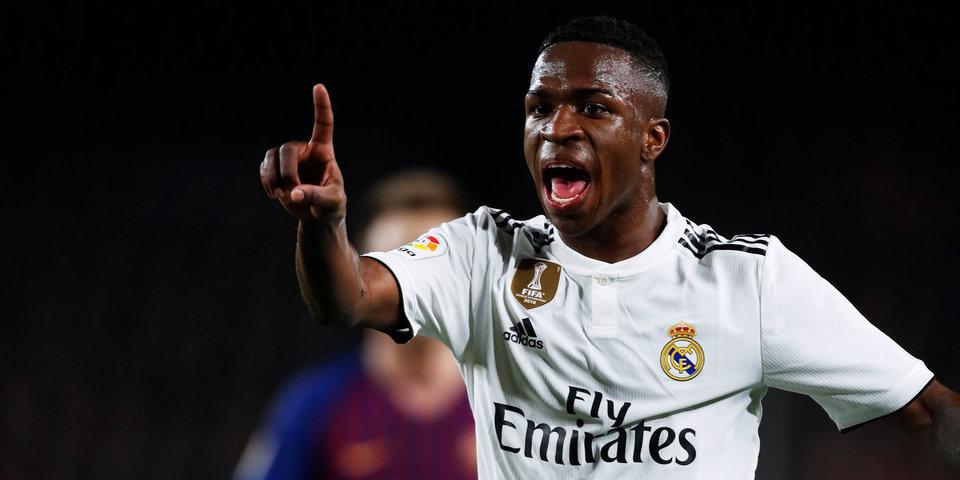Винисиус не покинет «Реал» в январе