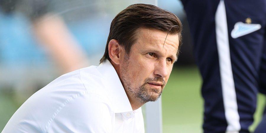 Сергей Семак — о поражении от «Челси»: «За игру, самоотдачу и желание — огромное спасибо»