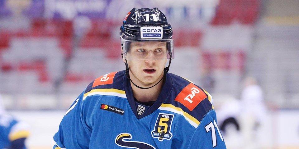 Бочаров стал первым новичком «Торпедо»