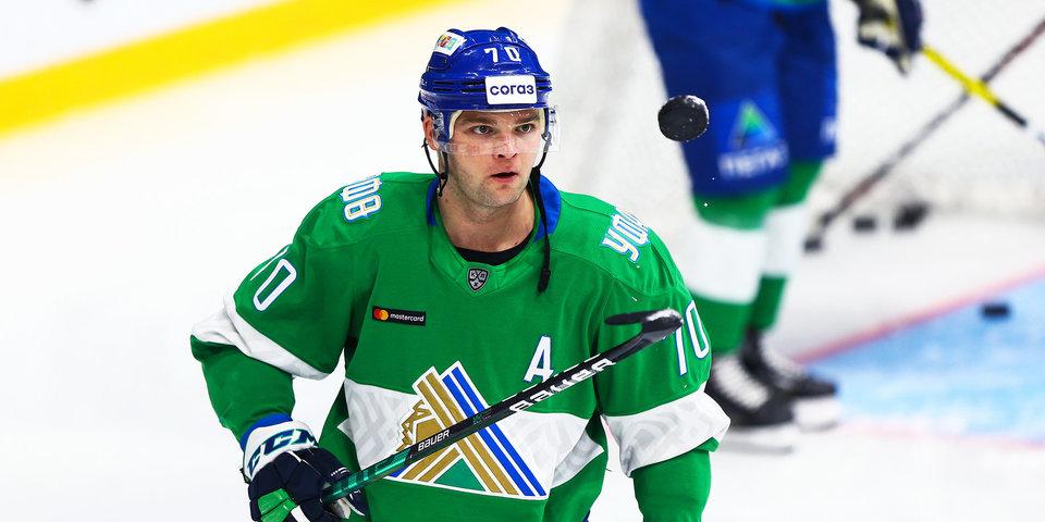 «Салават Юлаев» в гостях обыграл «Сочи». Хартикайнен стал первым финном, набравшим 400 очков в КХЛ