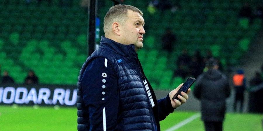 Чичерин покинул «Тамбов» ради команды ФНЛ