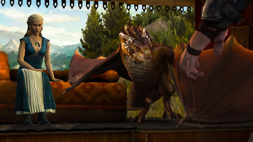 Скоро может появиться новая видеоигра по «Игре Престолов». Джордж Мартин консультировал японских разработчиков