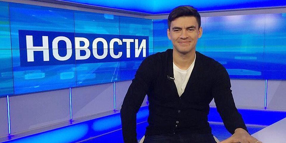 Тренер «Уфы» выступил в роли ведущего новостей