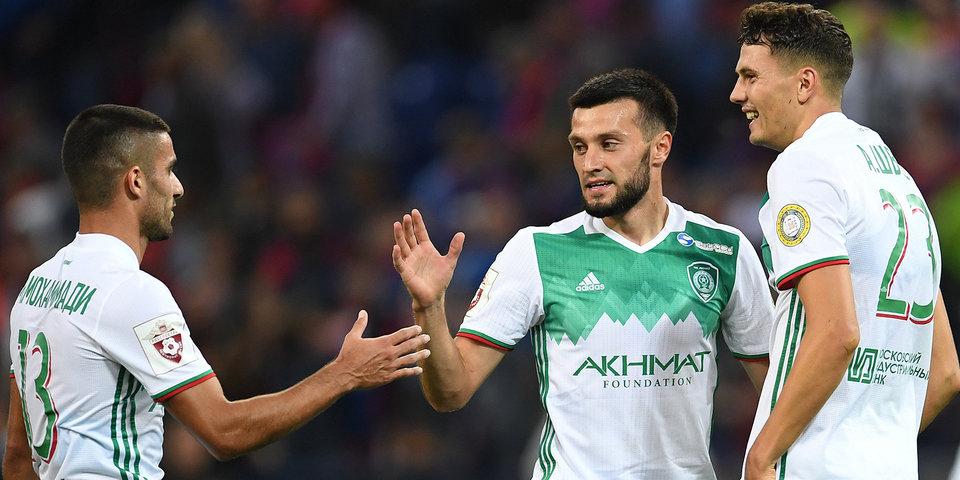«Ахмат» не удовлетворен решением о проведении матча в Красноярске