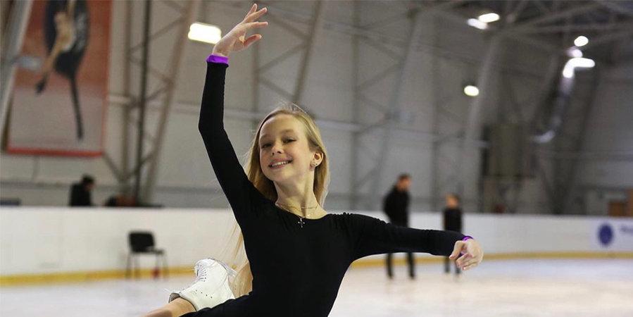 Берестовская не перешла в академию Плющенко и вернулась к Давыдову в ЦСКА