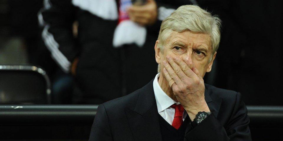 «Арсенал» проваливает Лигу чемпионов седьмой раз подряд. Венгер все?